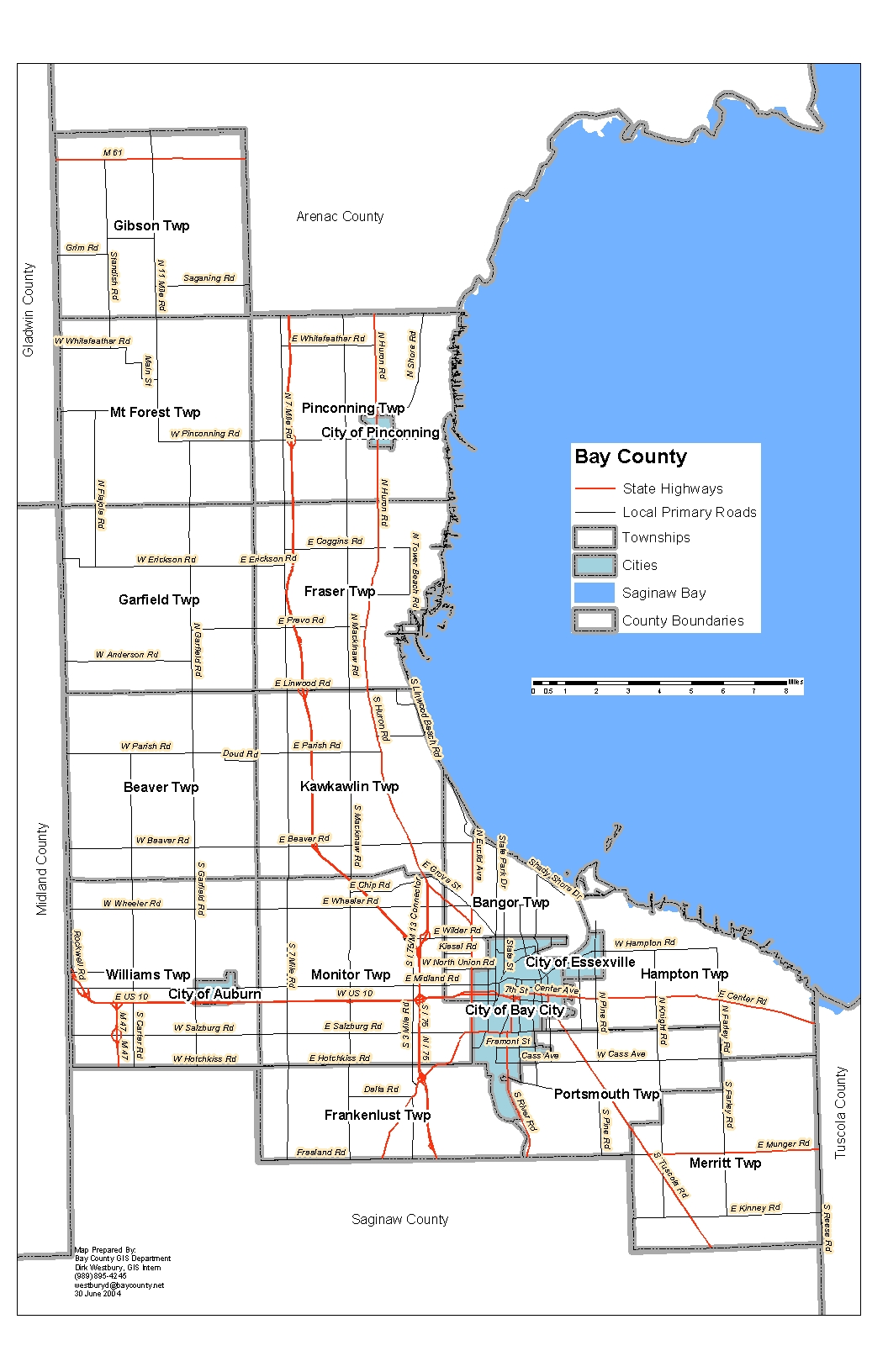 Bay County - The Official Bay County Michigan Government Website