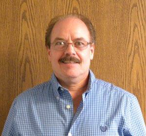 Picture: Rick Pabalis, Buildings and Grounds Superintendant