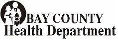 picture: the bay county health department logo.